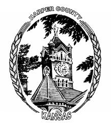 Harper County Seal