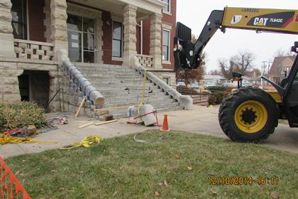 COURTHOUSE STEPS 002