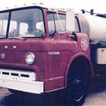 1972 Ford Oil Distributor