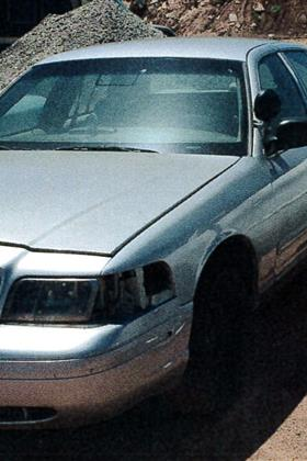 2001 Crown Vic